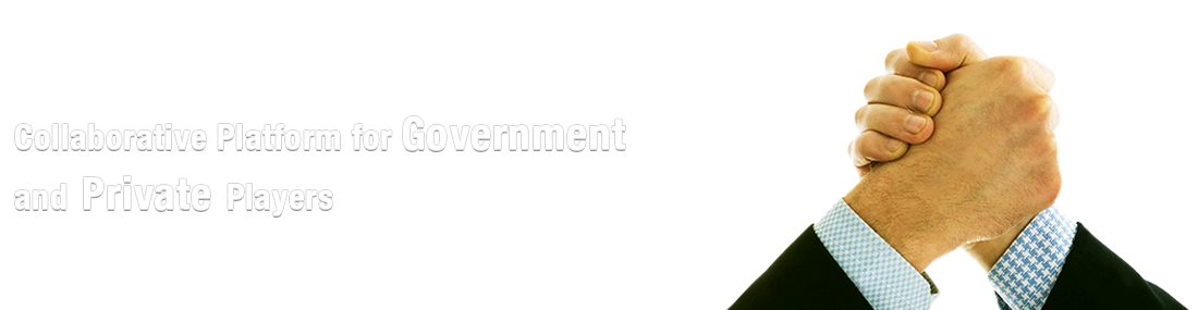 Collabrative Platform for Government and private players